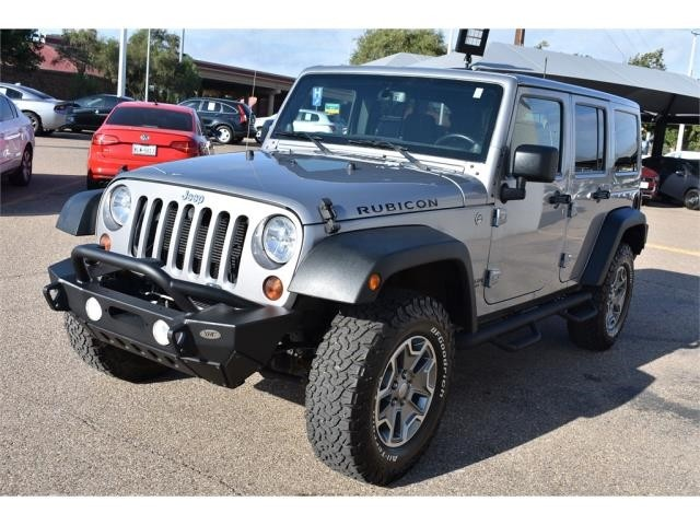 Exceptional Pre Owned 2013 Jeep Wrangler Unlimited Rubicon