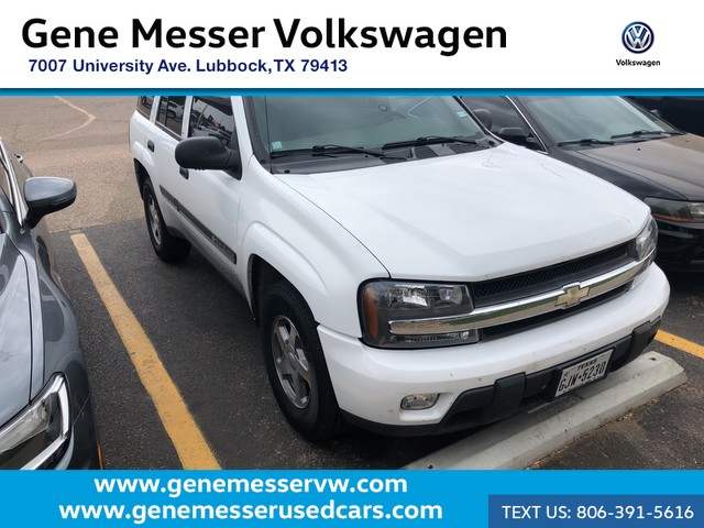 Pre-Owned 2002 Chevrolet TrailBlazer LT | Local Trade | Low Miles Rear  Wheel Drive SUV