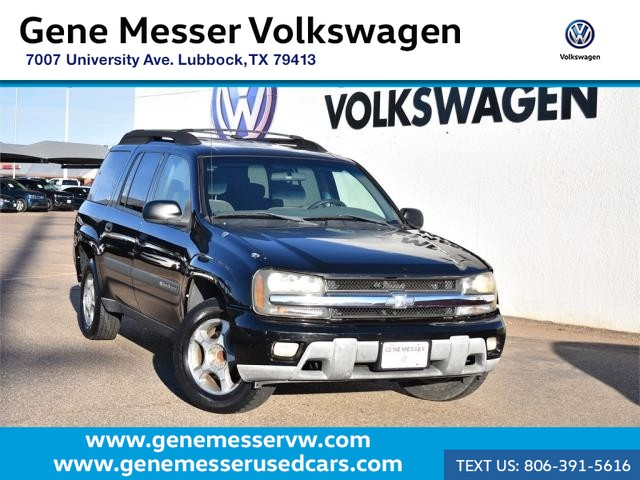 Pre Owned 2004 Chevrolet Trailblazer Ext Ls Suv In Lubbock 46157087