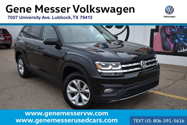 Pre-Owned 2018 Volkswagen Atlas 3.6L V6 SE w/Technology | Lease Return