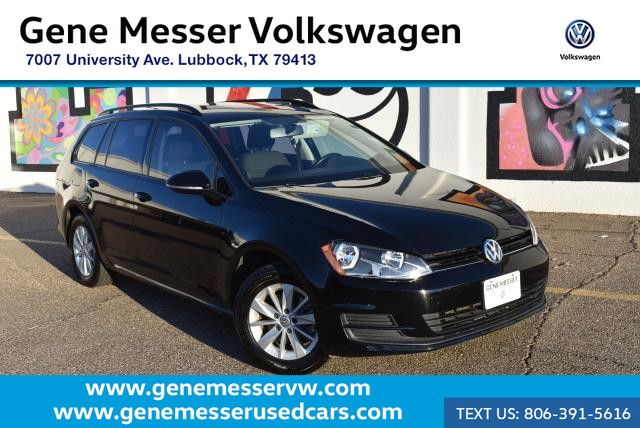 Pre-Owned 2016 Volkswagen Golf Sportwagon Comfortline