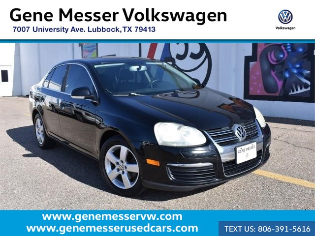 Pre Owned 2008 Volkswagen Jetta Sedan Sel