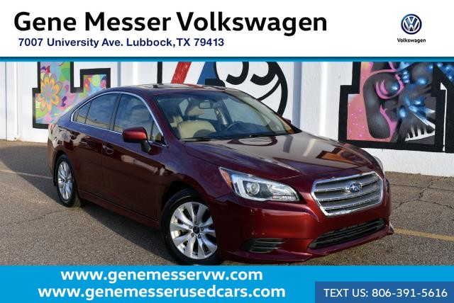 Pre-Owned 2015 Subaru Legacy 2.5i Premium | Automatic | Low Payments