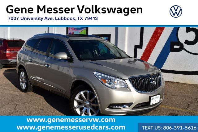 Pre-Owned 2016 Buick Enclave Premium