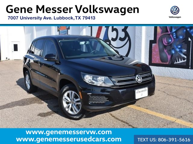Pre-Owned 2014 Volkswagen Tiguan S | Local Trade | Automatic Front Wheel  Drive SUV
