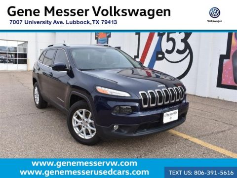 Pre-Owned 2016 Jeep Cherokee Latitude | Local Trade