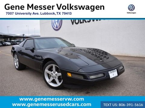 Pre-Owned 1995 Chevrolet Corvette Automatic | Rare | Local Trade | Low Miles
