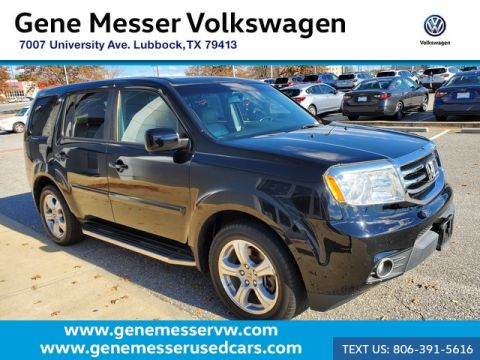 Pre-Owned 2012 Honda Pilot EX-L | Leather | 4WD