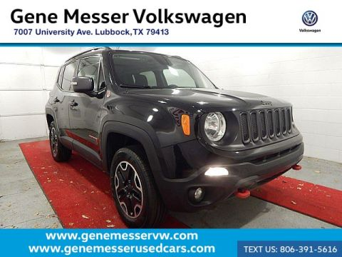 Pre-Owned 2016 Jeep Renegade Trailhawk | 4WD | Reverse Camera